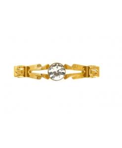 maniglia oro brillante, maniglia, maniglia Swarovski, maniglia per mobili