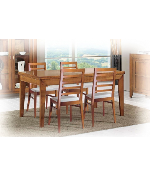 tavolo allungabile 160-240 cm art. 1156