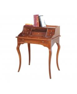 Scrittoio multifunzionale stile 700 in legno