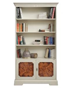 Libreria radica, libreria laccata