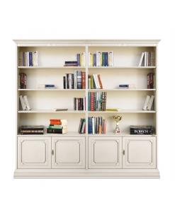 Libreria ripiani regolabili Liber 202