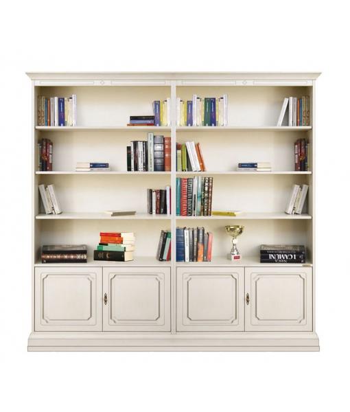 Libreria ripiani regolabili Liber 202, Art. 202-AV