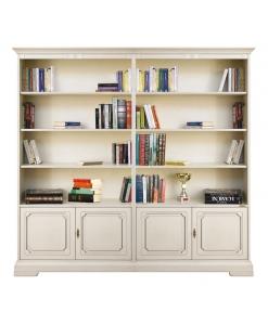 Libreria, Libreria ripiani regolabili