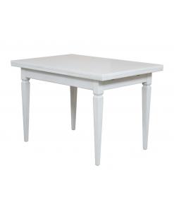 tavolo bianco, tavolo rettangolare