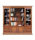 Composizione mobile libreria da parete