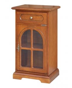 porta telefono classico, porta telefono, mobile in legno, mobiletto, mobile per ingresso, arredo casa