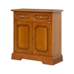 credenzina classica in legno, credenzina classica, credenzina in legno, arredo soggiorno