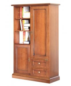 armadio multiuso in legno