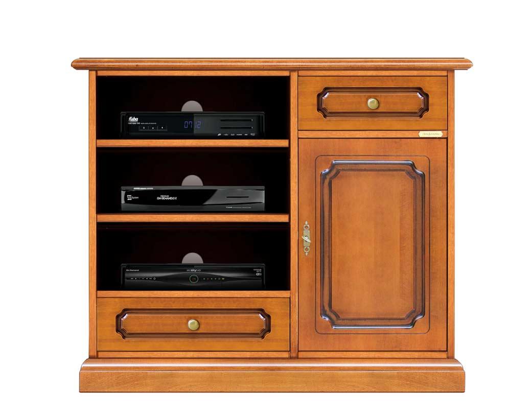 Mobile porta tv per soggiorno mobile tv salotto in legno - Mobile porta tv classico legno ...