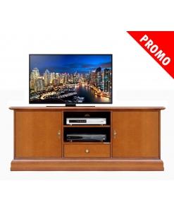 Mobile porta tv basso liscio per soggiorno o salotto