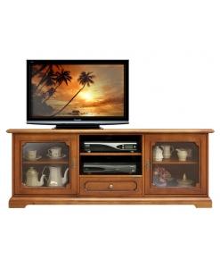 mobile porta tv orizzontale, mobile tv, mobile per soggiorno