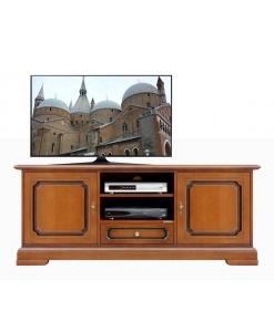 Porta tv classico 150 cm con 2 ante