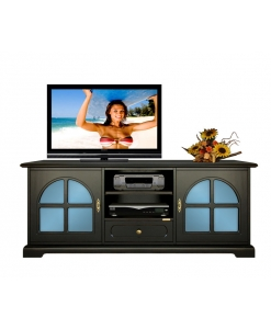 porta tv, mobile tv, mobile porta tv, mobile nero, mobile classico, mobile in legno