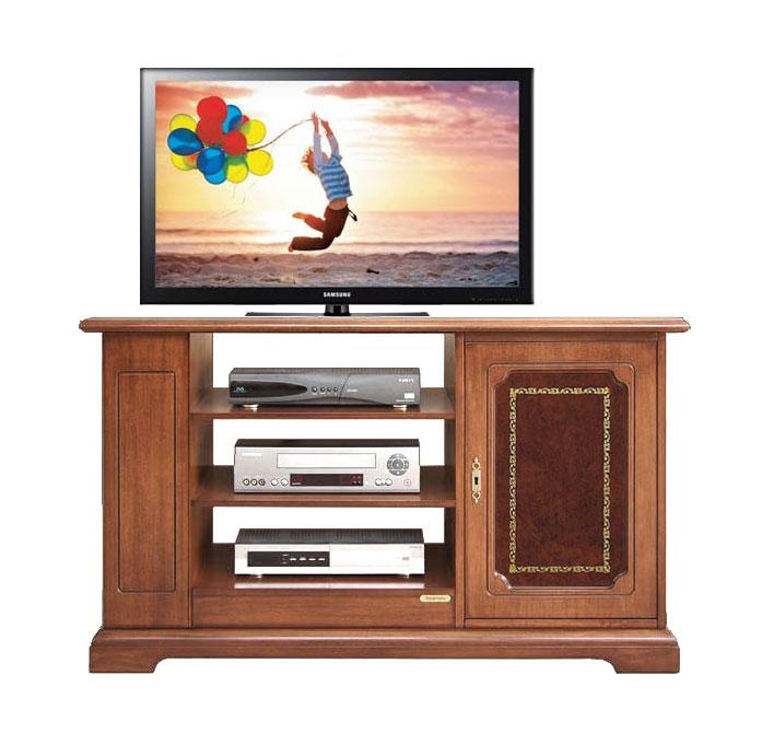 Mobile porta tv classico mobile tv in legno pelle - Mobile porta tv classico legno ...