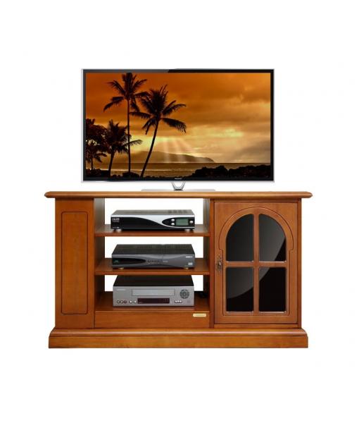 Mobile tv con anta plexiglass, Art. 3655-TGX