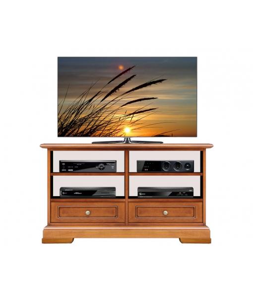 Mobile TV da salotto / sala da pranzo con 2 cassetti, Arteferretto