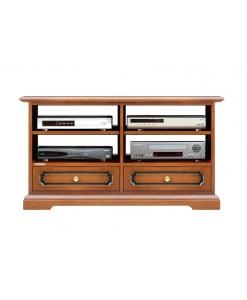 porta tv midi 4 vani ripiani regolabili in altezza, mobile porta tv, mobile tv,