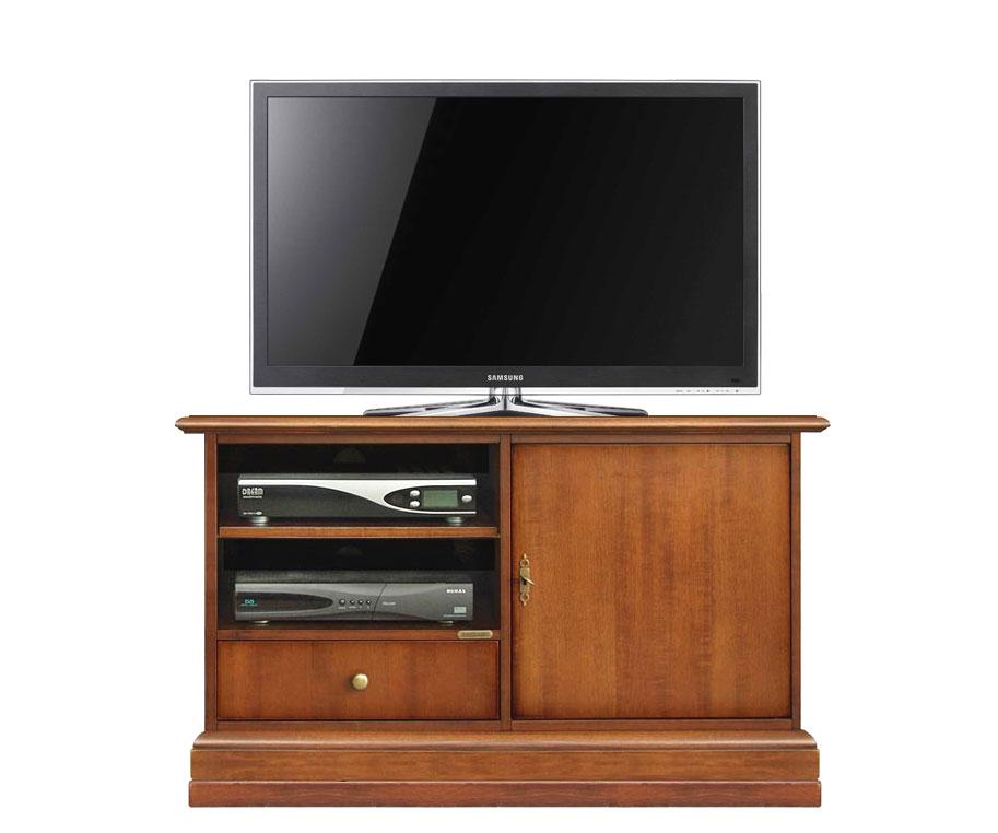Mobile porta tv in legno stile classico simply - Mobile porta tv classico legno ...