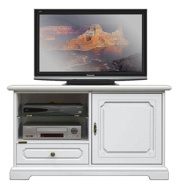 Mobile porta tv, mobiletto per soggiorno in legno laccato, mobile ...