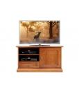 porta tv basso in legno per soggiorno