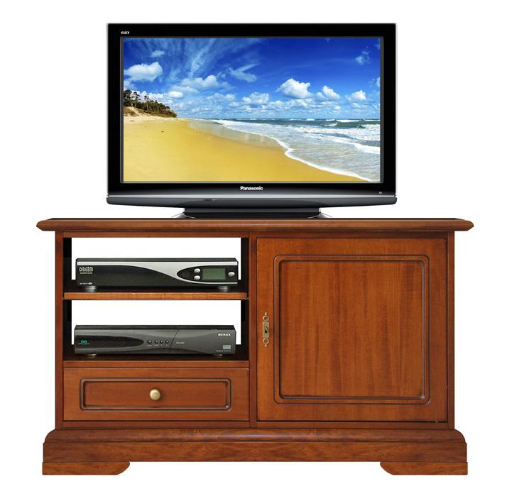 Mobile porta tv mobiletto tv classico in legno per - Mobile porta tv classico legno ...