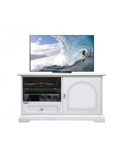 Porta tv midi con antina e cassetto