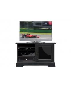 mobile porta tv, porta tv, mobile nero, Arteferretto