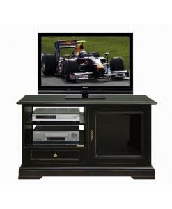 mobile porta tv, porta tv, mobile nero