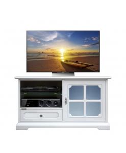 Porta tv con vetrinetta