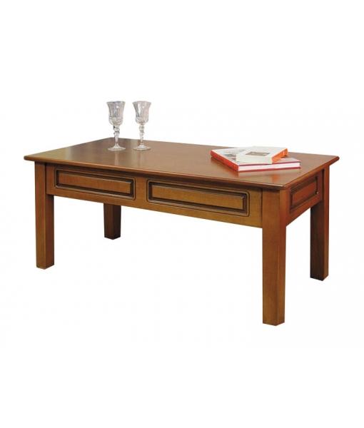 Tavolino Salotto Rettangolare ~ Idee per il design della casa