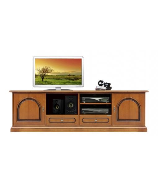 Porta tv classico 2 metri larghezza - ArteFerretto