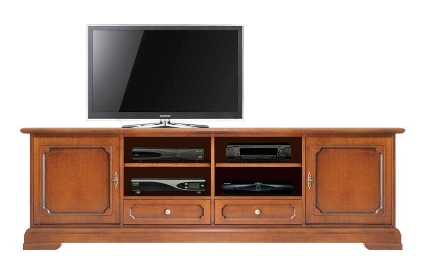 Mobile porta tv base per soggiorno - ArteFerretto