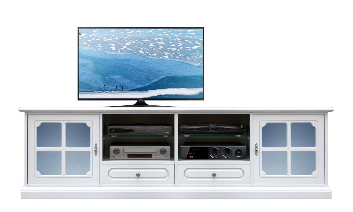 Porta Tv Basso Moderno ~ Idee Creative di Interni e Mobili