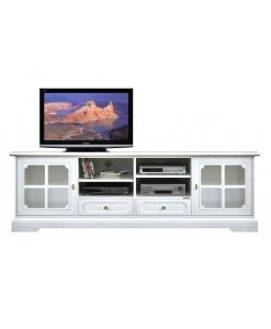 Mobile porta tv base soggiorno 2 metri Arteferretto