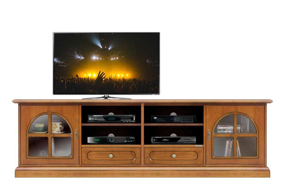Mobile Porta tv Classico 2 metri - ArteFerretto