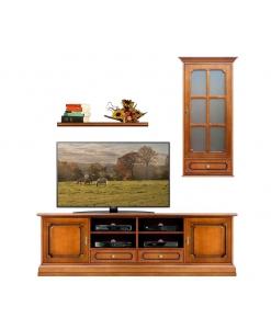 Composizione parete tv soggiorno Arteferretto