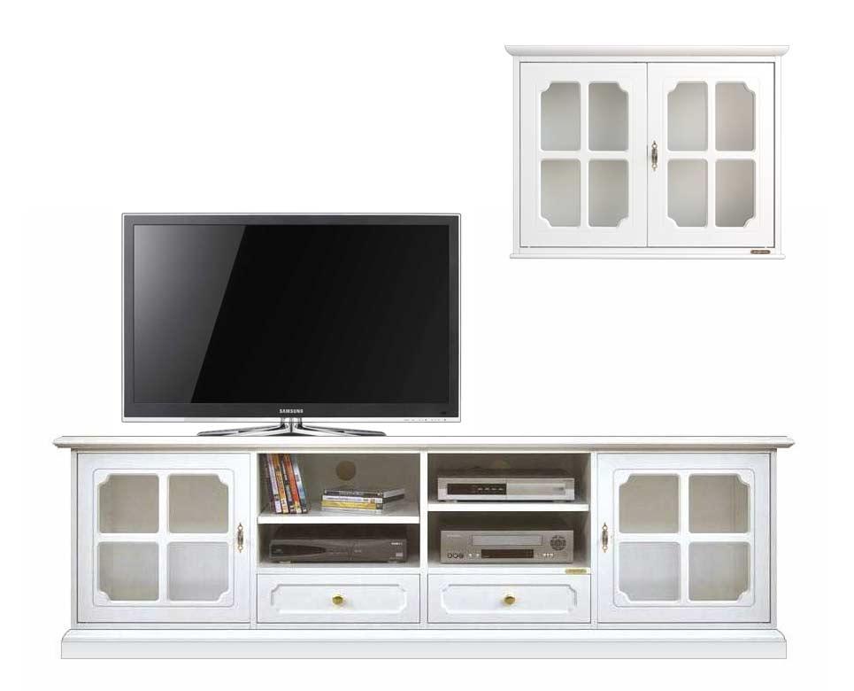 Mobile parete soggiorno mobile tv e vetrinetta mobile for Mobile parete tv