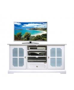 mobile porta tv classico, mobile classico, mobile laccato, mobile in stile, mobile per soggiorno,
