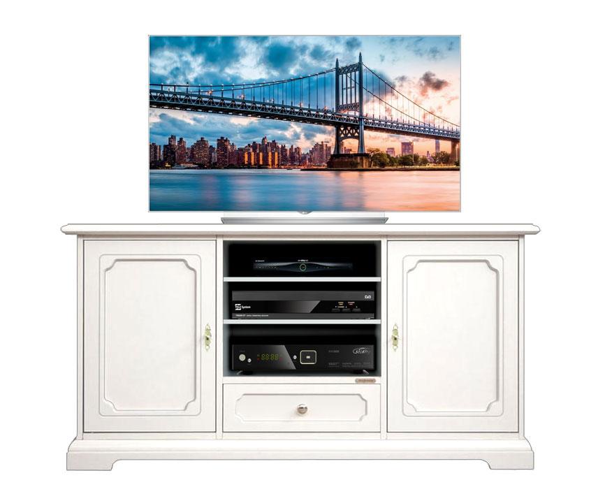 Mobile tv classico, mobiletto soggiorno, salotto, mobile porta tv ...
