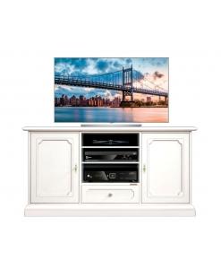 Mobile Porta tv classico cm 130 art 4040-SPAV