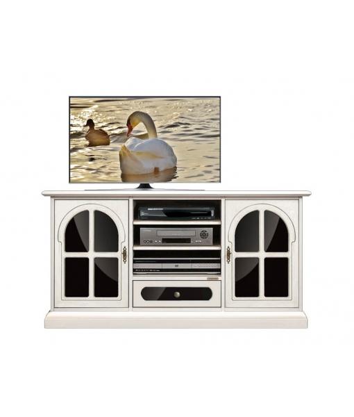 Mobile Tv plexiglass nero art 4040-TGPLEX