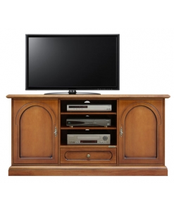 mobile tv, classico mobile tv, mobile per soggiorno, mobile in legno, mobile classico