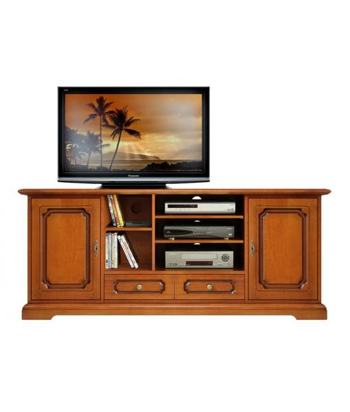 Mobile porta tv hi fi soluzione home theatre arteferretto - Mobili porta hi fi ...
