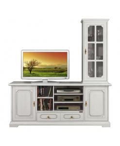 Mobili parete tv soggiorno 160 cm Arteferretto