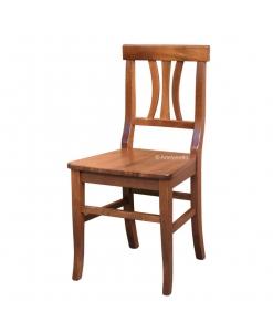 Sedia in legno di faggio, Arteferretto