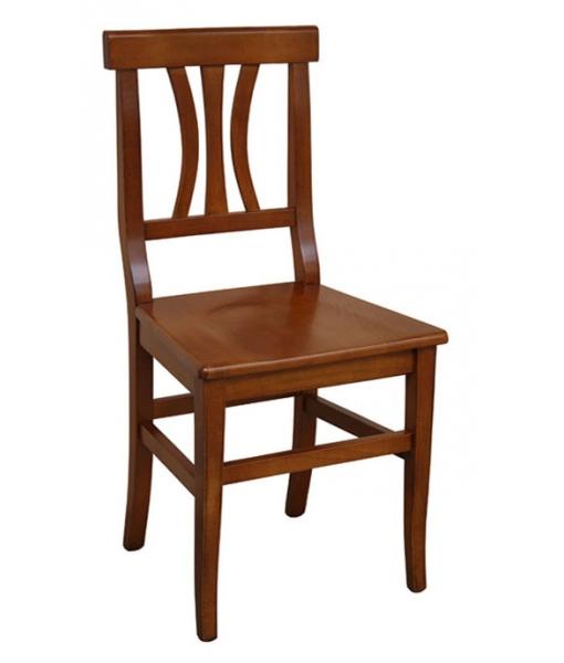 Sedia in legno di faggio arteferretto for Sedie in legno per cucina in offerta