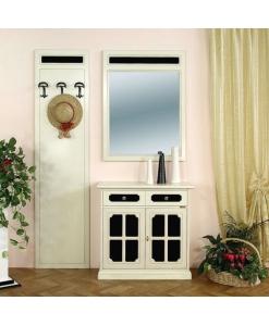 mobili ingresso, composizione entrata