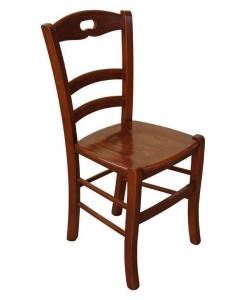 Sedia classica, sedia in legno, sedia da cucina