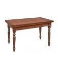 tavolo allungabile, tavolo rettangolare, Arteferretto