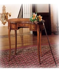 scrittoio intarsiato, tavolino, scrittoio